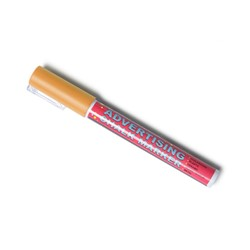 Bild von Kreidestift orange (3mm)
