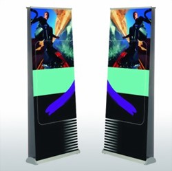 Bild von Bora Roll-Up Display 80